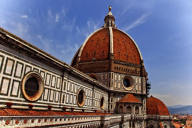 Skip-the-Line Florence Duomo with Brunelleschi's Dome Climb