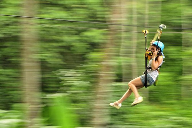 Zip Line Adventure With 2 Hour Luxury Spa Combo 2020 Chiang Mai