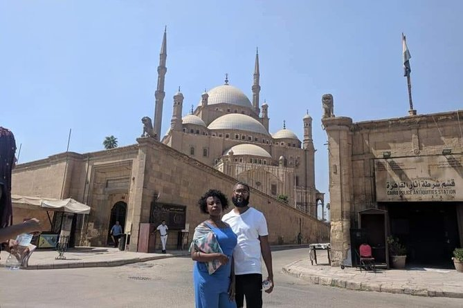 Highlights of Cairo Egyptian Museum Citadel Mohamed Ali Mosque and khan khalili