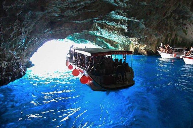 Blue Cave Excursion by Car