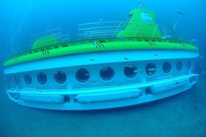 Aventura Submarina Lanzarote
