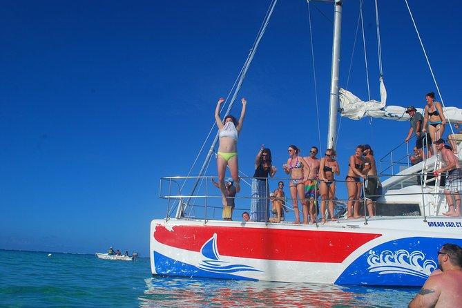 Catamaran and Snorkel Tour of Punta Cana