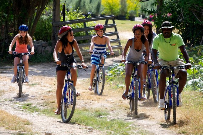 Braco Stables Hiking and Biking Tour from Falmouth