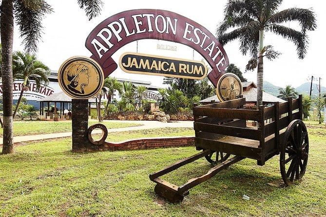 Appleton Estate Rum Tour and Tasting from Runaway Bay