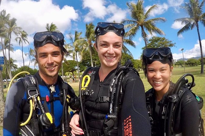 No Certification Required Guided Scuba Diving Tour photo 2