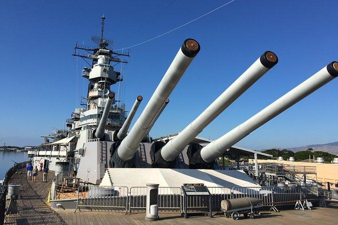 USS Arizona Memorial And USS Missouri Group Tour from Waikiki