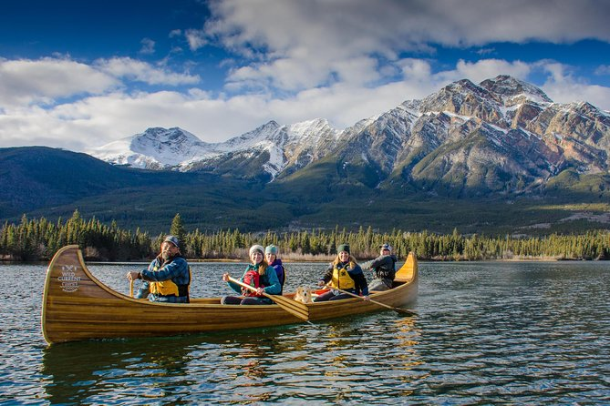 Wild Current Canoe Adventure at Pyramid Lake 2020 - Jasper
