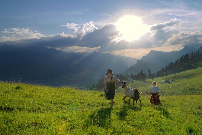 Interlaken to Zell am See Day Trip with Heidi Village