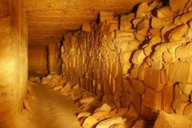 Explore mysterious Odessa Catacombs