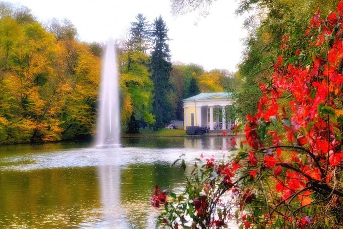 Full-Day Private Sofievka Park in Uman Tour from Kyiv