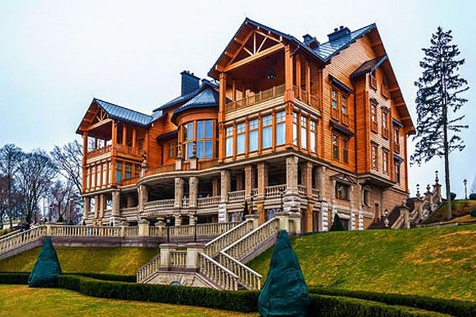 Private Mezhyhirya Residence Tour from Kiev