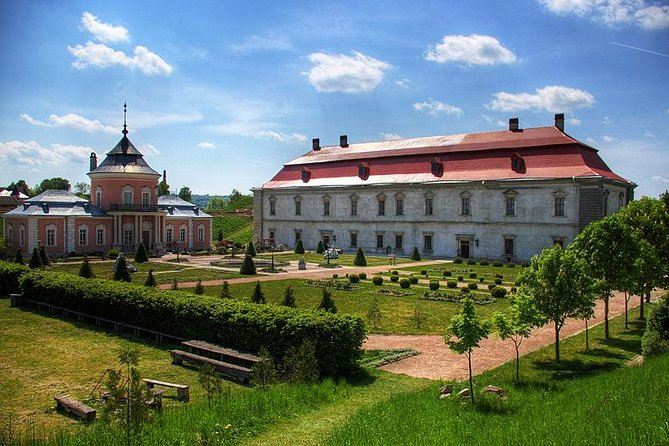Full-Day Private Zolochiv, Olesko, and Pidhirtsi Castles Tour from Lviv