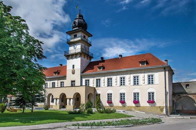 Zhovkva and Krekhiv Monastery Private Half-Day Tour from Lviv