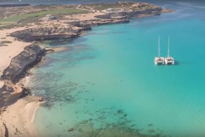 Cala Comte Private Catamaran Tour