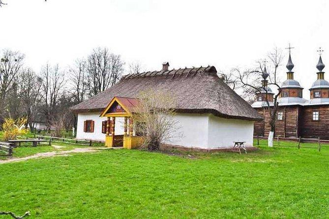 Excursión privada de medio día al museo al aire libre de Pereiaslav desde Kiev