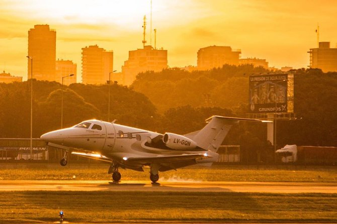 Get to know Argentina in Luxury Private Aircraft