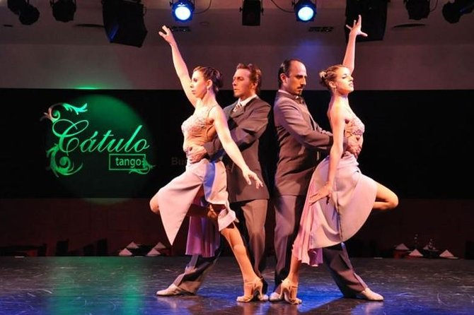 Dinner and Tango Show at 'Catulo Tango'