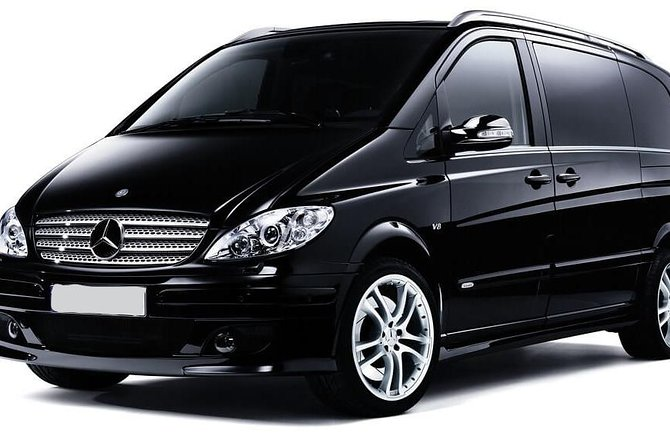 Departure Private Transfer from Ibiza to Ibiza Airport IBZ by Minivan