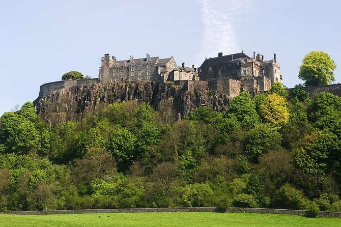 Loch Lomond, Kelpies & Stirling Castle Small-Group Day Tour from Edinburgh