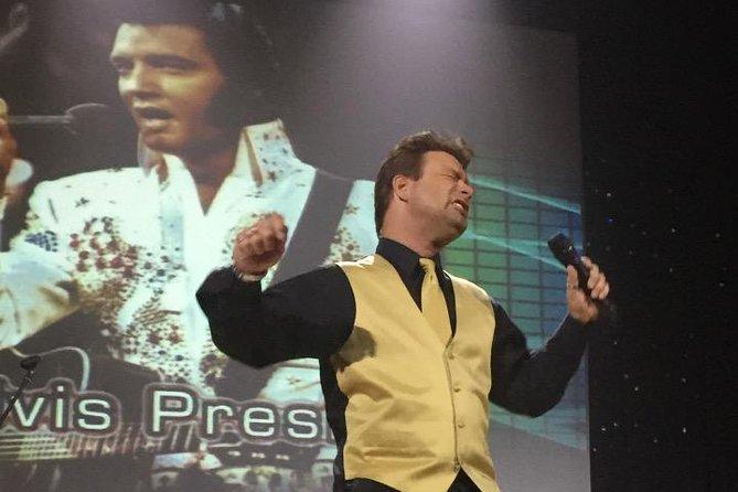 Mike Walker as Elvis