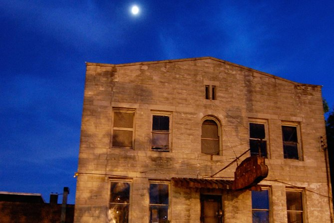 Haunted Memphis Walking Ghost Tour