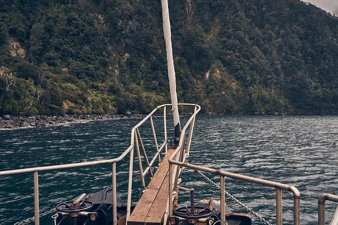 Milford Sound Nature Cruise from Queenstown