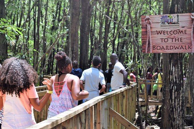 Flora and Fauna of Jamaica Safari from Negril