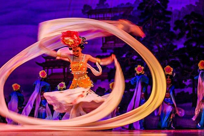 Tang Dynasty Dance Show and Dumpling Dinner