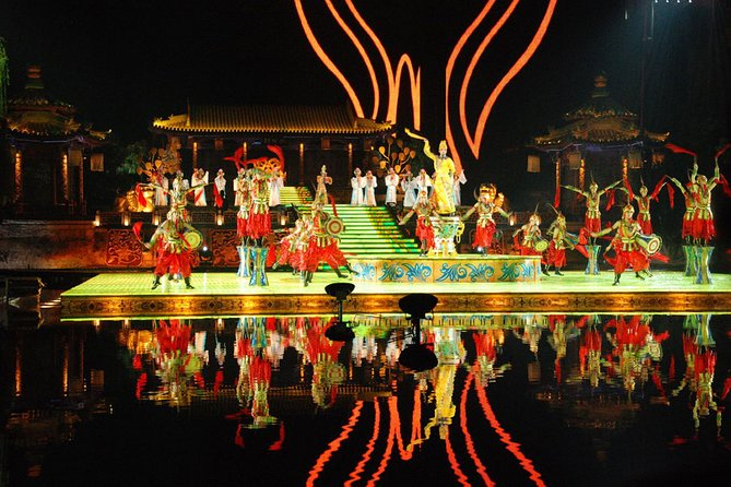 Terracotta Army Tour with Evening Show of Everlasting Regret Song