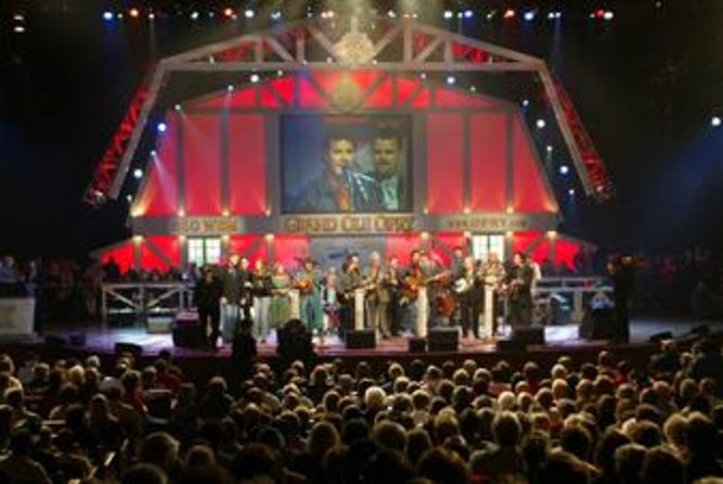 Grand Ole Opry Tickets >> Ticket To Grand Ole Opry Radio Show With Transport 2019 Nashville