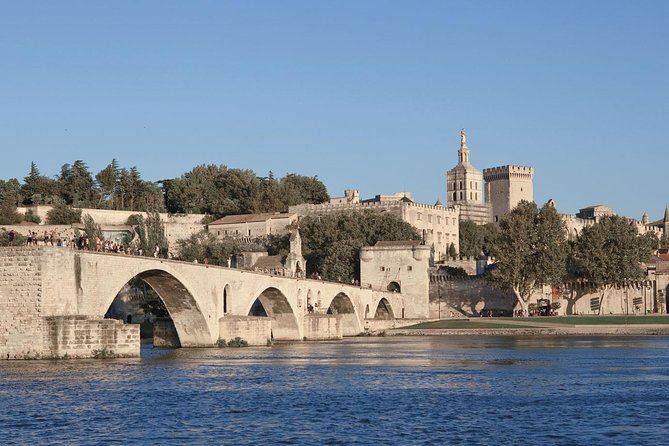 Avignon and chateauneuf du pape - 8hours