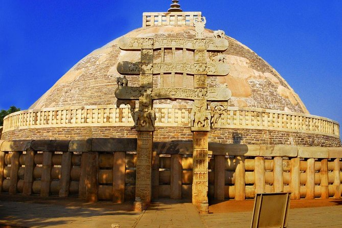 Excursion To Sanchi Stupa And Udayeshwara Temple From Bhopal
