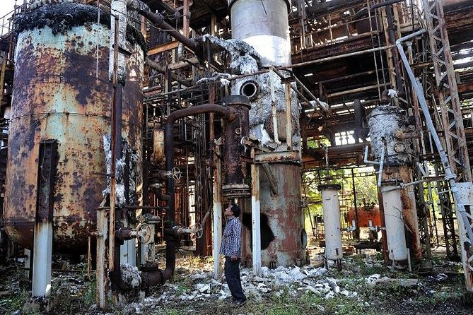 Visit the Bhopal Gas tragedy site