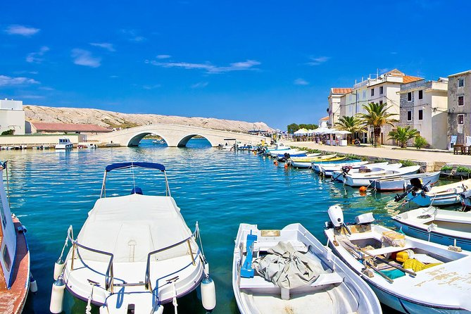 Private Tour: Pag Island Day Trip from Zadar