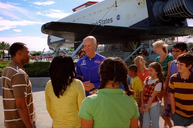 Kennedy Space Center Tour with Guided Walking Tour & Transport from Orlando