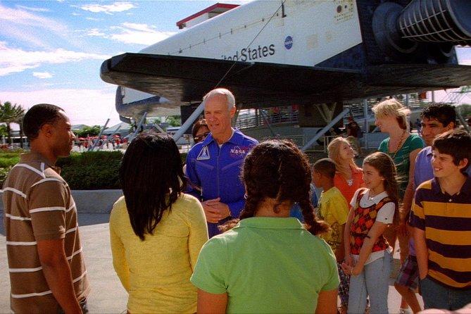 Tour naar het Kennedy Space Center