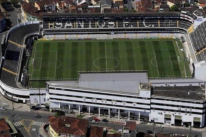 Santos Shore Excursion: Full Day Football Private Tour