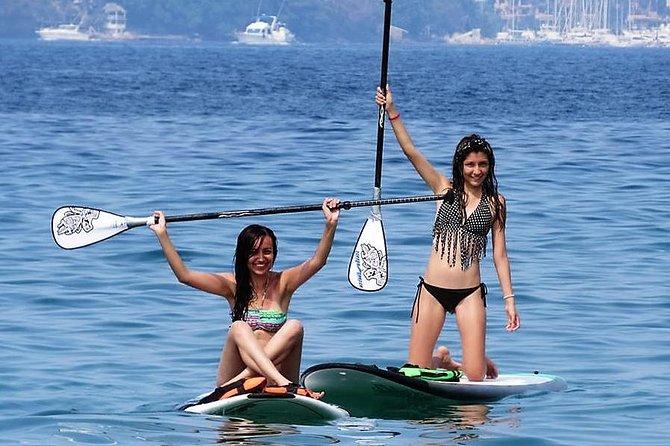 Snorkelen en opstaan Paddleboard Tour met lunch in Acapulco