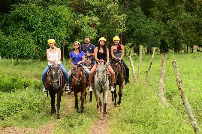 Los Sueños Horseback Riding from Jaco