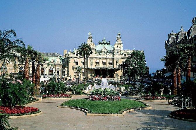 Eze Monaco and Monte-Carlo - private and Guided Half Day Tour