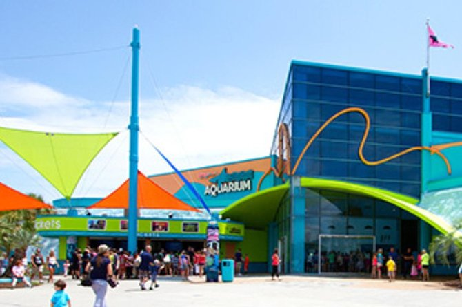 Ripley S Aquarium Myrtle Beach Admission