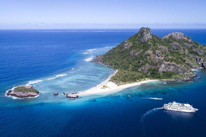 7-Night Yasawa Islands Fiji Cruise