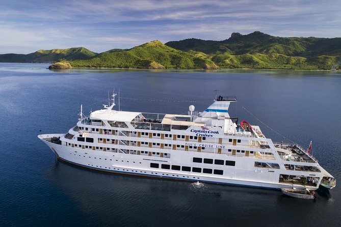 8-Day Remote Northern Colonial Discovery Cruise