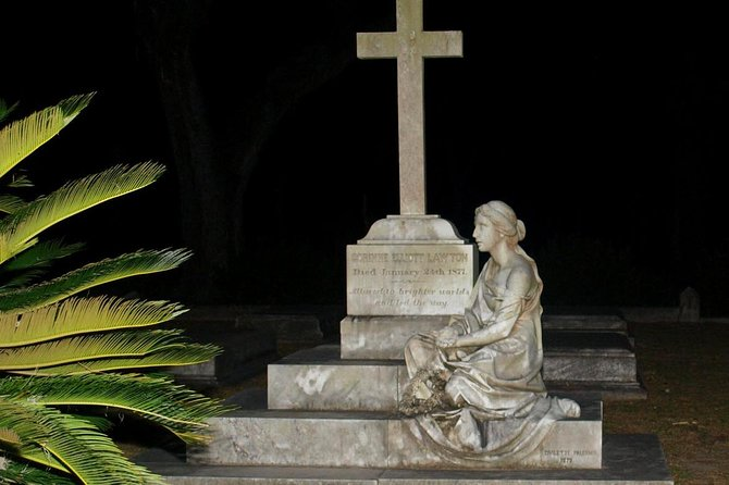 Savannah's Bonaventure Cemetery After Hours Group Tour