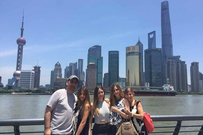 All Inclusive Private Classic Day Tour of Shanghai