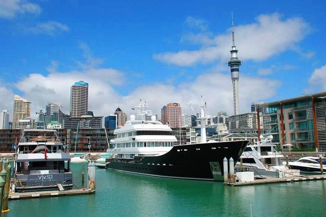 Private Shore Excursion from Auckland