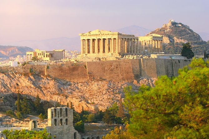 MINIVAN Private Half-Day Athens Highlights Tour