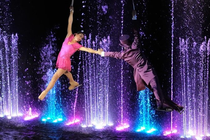 The Circus Of Dancing Fountains Aquamarine Show 2019 Moscow