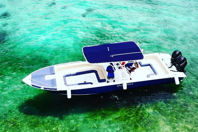 Private Boat Tour Full day trip to Rosario Islands, Cholon, Baru