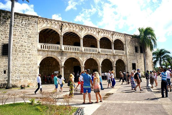 Historical Santo Domingo Day Trip from Punta Cana